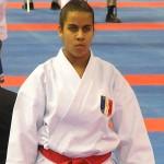 5ème championne d'Europe en Grèce février 2005