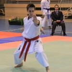 5ème au Championnat du monde Kata par équipe 2013
