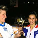 Championne du Monde Junior par équipe