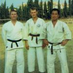 1969 à Fréjus – Henry PLEE et Taiji KASE