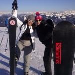 La sortie de ski 2014