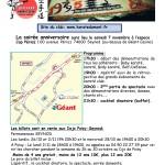 Infos karaté du 23-10-15