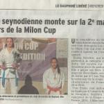 Article du Dauphiné