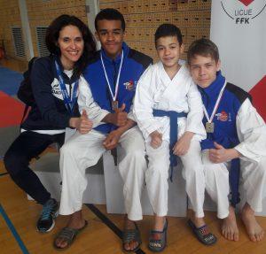 Hakim, Anès, Killian