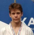 Médaille de bronze pour Killian COQUIDE